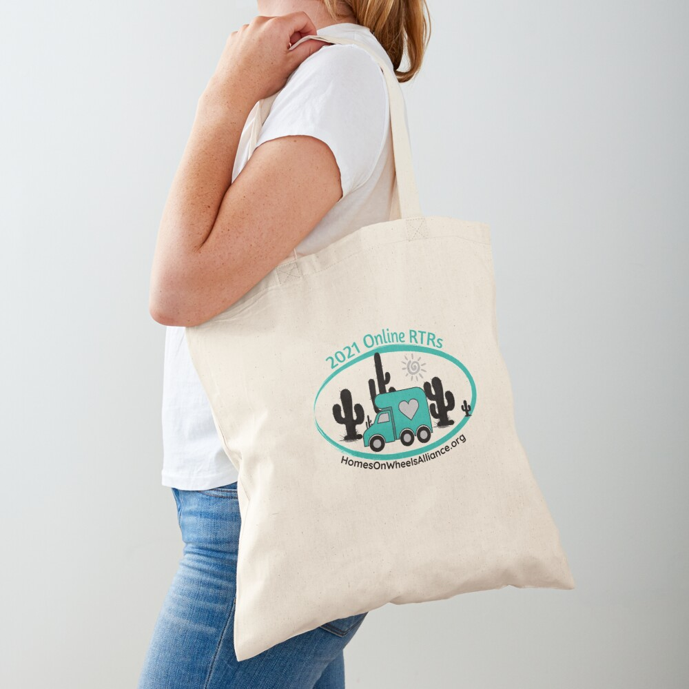 2021 Online RTRs Tote Bag