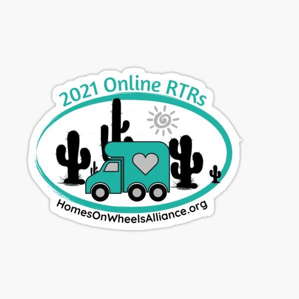 2021 Online RTRs Sticker