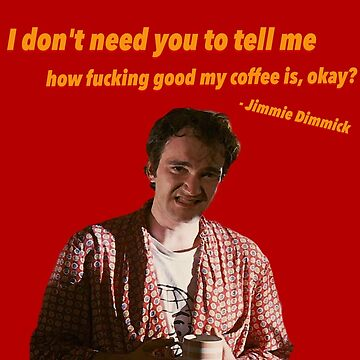 Jimmie Dimmick - Coffee by FKstudios
