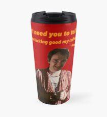 Jimmie Dimmick - Coffee Travel Mug