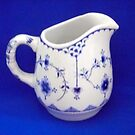 Another blue and white milk jug by Shulie1