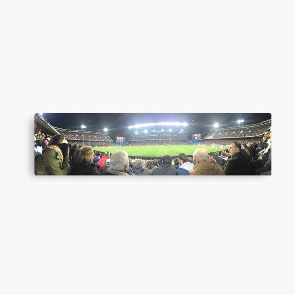 Vicente Calderón Stadium Canvas Print