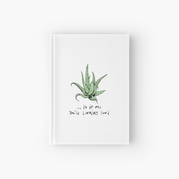 Aloe... Hardcover Journal