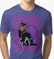 Nick Purry (Fury) Tri-blend T-Shirt