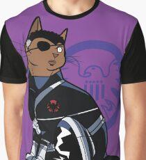 Nick Purry (Fury) Graphic T-Shirt