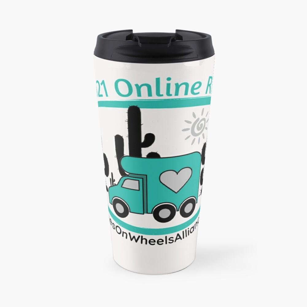 2021 Online RTRs Travel Mug