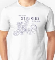 We're Just Stories Slim Fit T-Shirt