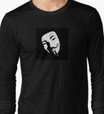 V for vendetta mask T-Shirt