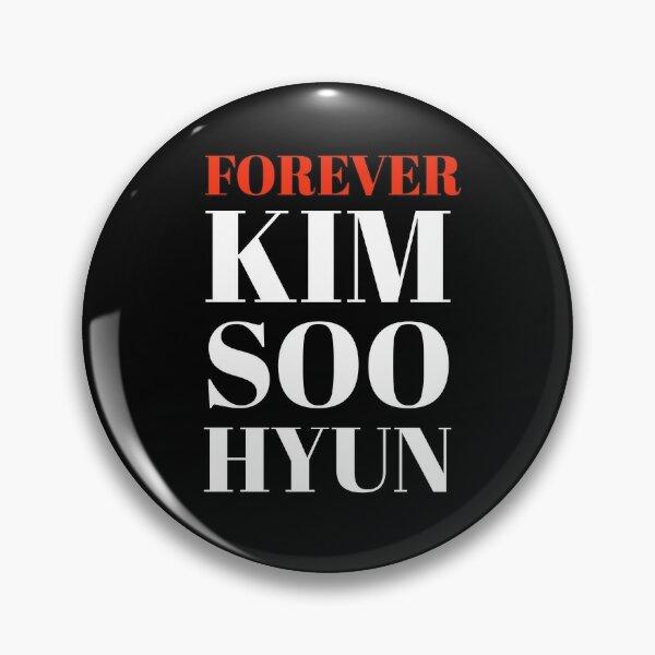 Forever Kim Soo Hyun Pin