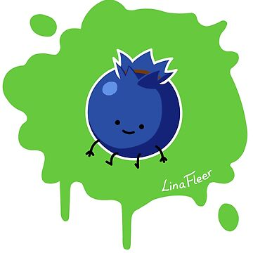 Fruit - blueberry by LinaFleer