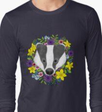 Spring Badger Long Sleeve T-Shirt