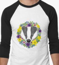 Spring Badger Men's Baseball ¾ T-Shirt