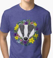 Spring Badger Tri-blend T-Shirt