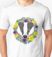 Spring Badger Unisex T-Shirt