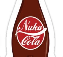 Nuka Cola Cherry and Quantum Set Sticker