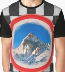 canada checkers Graphic T-Shirt