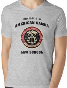 UNIVERSITY OF AMERICAN SAMOA SWEATER BETTER CALL SAUL Mens V-Neck T-Shirt