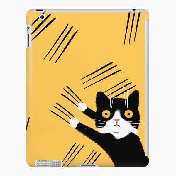 Naughty Cat iPad Snap Case