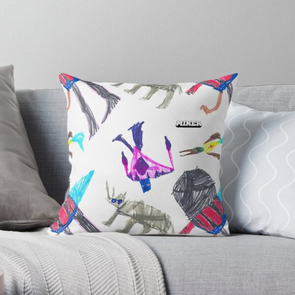 DESIGN BABY Throw Pillow