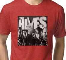 The black and white album Tri-blend T-Shirt