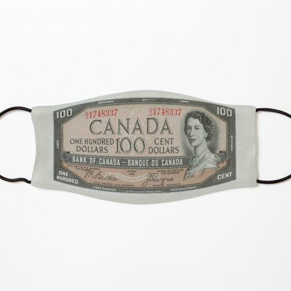 $100 Mask Kids Mask