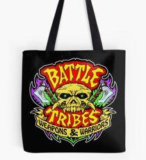 Battle Tribes Skull Logo Tote Bag