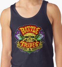 Battle Tribes Skull Logo Tank Top