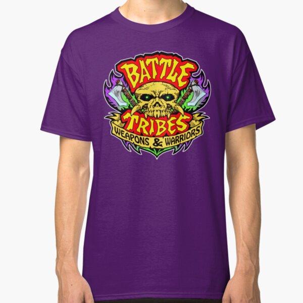Battle Tribes Skull Logo Classic T-Shirt