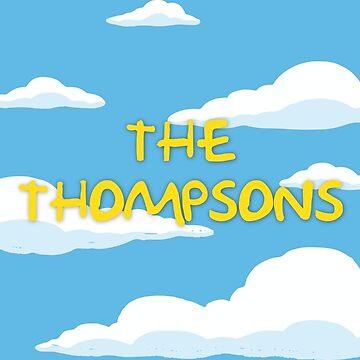 The Thompsons by Llamarama13