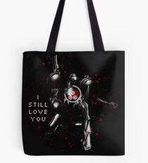 I Still Love You Metroid Tote Bag