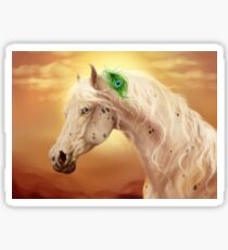 Appaloosa Sticker