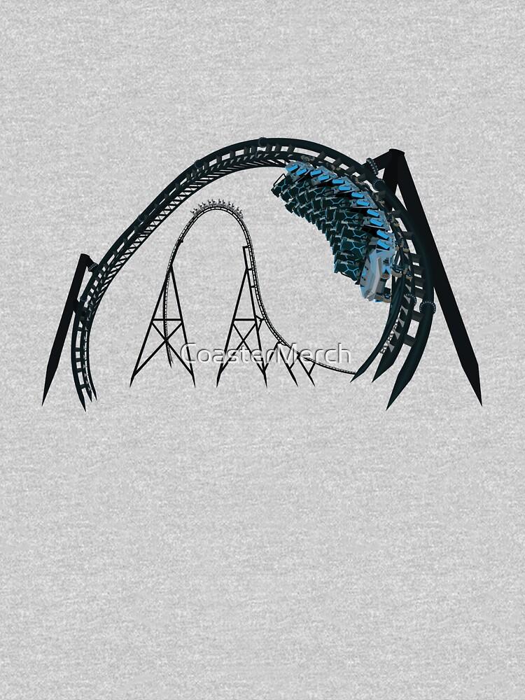 Velociraptor Rollercoaster by CoasterMerch