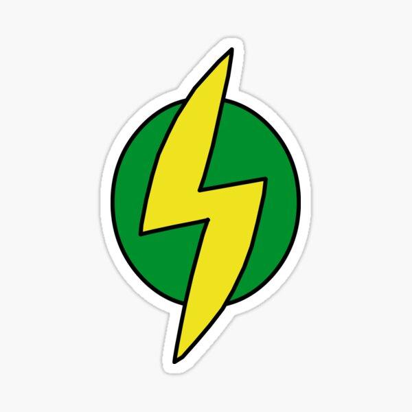 Edd (PowerEdd) Sticker