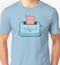 Poptart and toaster Unisex T-Shirt