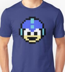 Megaman Head Unisex T-Shirt