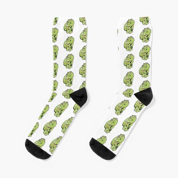 Feeling Dino-Might! Socks