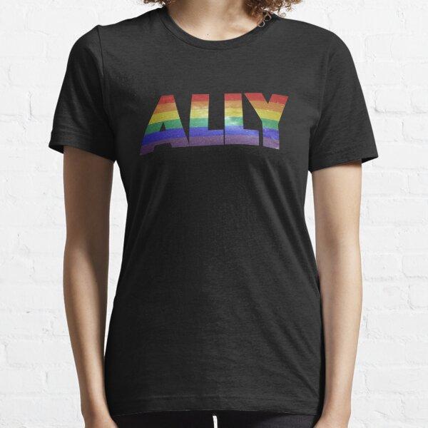 Ally Galaxy Essential T-Shirt