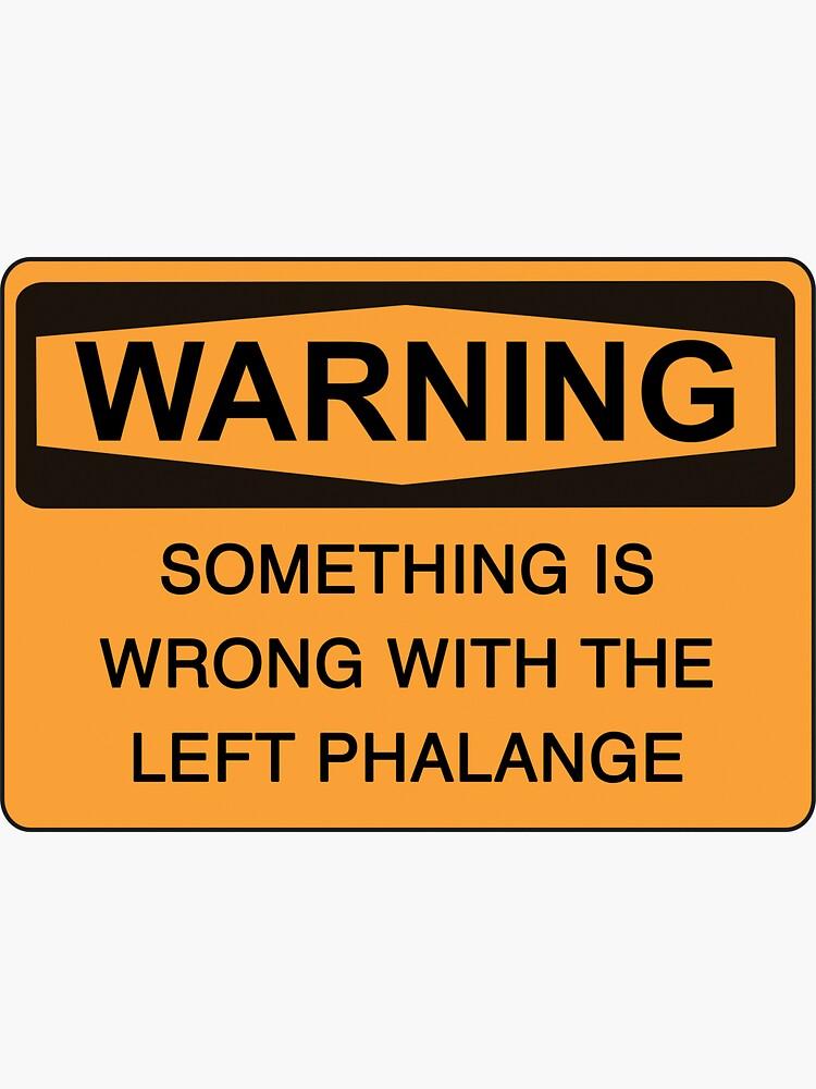 left phalange c by Jeffgraz95