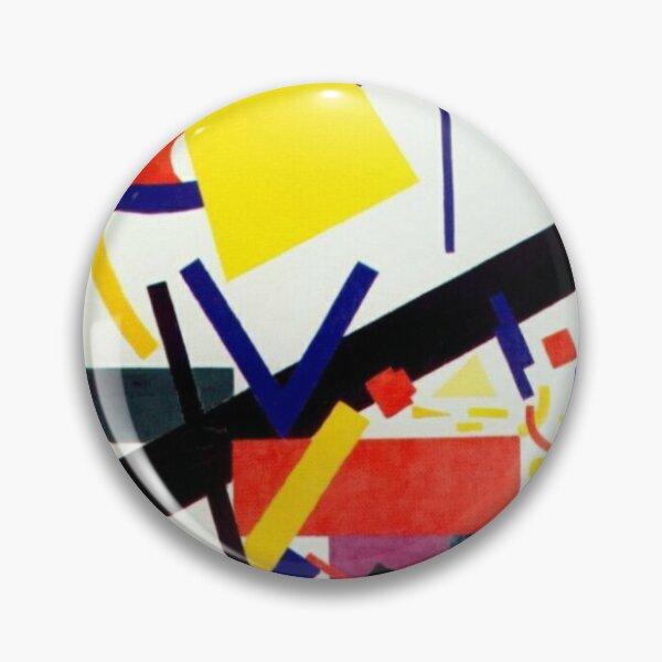 Супрематизм: Kazimir Malevich Suprematism Work Pin