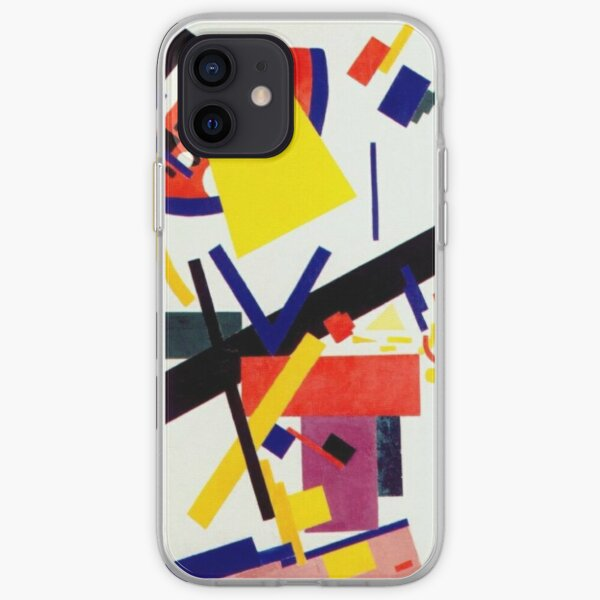 Супрематизм: Kazimir Malevich Suprematism Work iPhone Soft Case