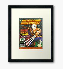 Nintendo Power - Volume 51 Framed Print