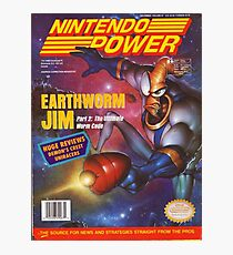 Nintendo Power - Volume 67 Photographic Print