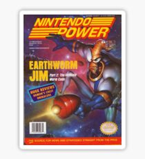 Nintendo Power - Volume 67 Sticker