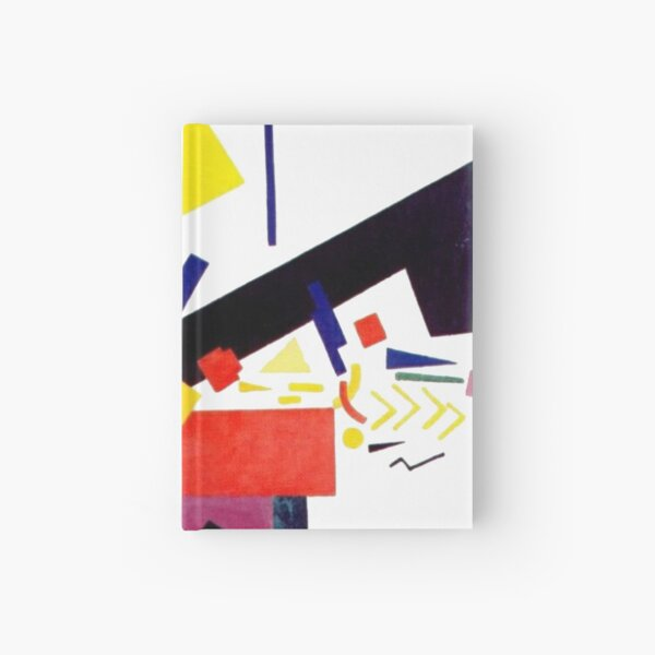 Супрематизм: Kazimir Malevich Suprematism Work Hardcover Journal