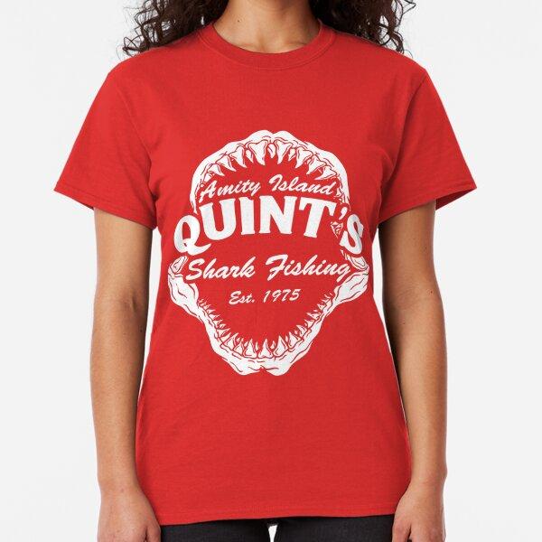 shark fishing Classic T-Shirt