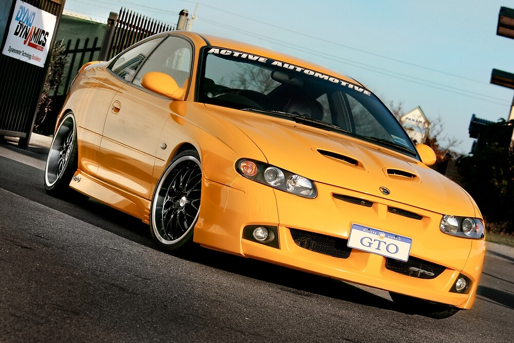 HSV GTO COUPE 2 by Stanislaw