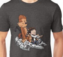 Chewie And Han Unisex T-Shirt