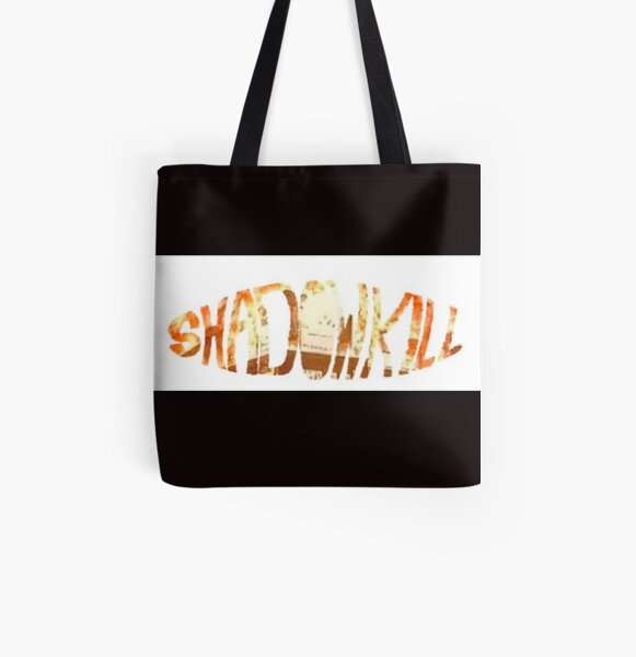 ShadowKill All Over Print Tote Bag