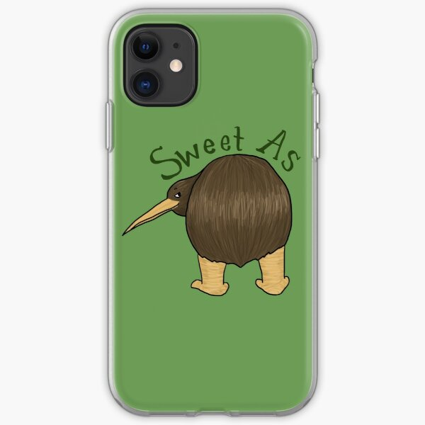 Sweet As(s) iPhone Soft Case