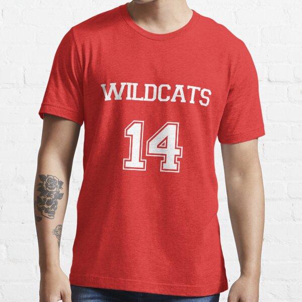 WILDCATS TROY BOLTON HIGH SCHOOL MUSICAL T-shirt essentiel